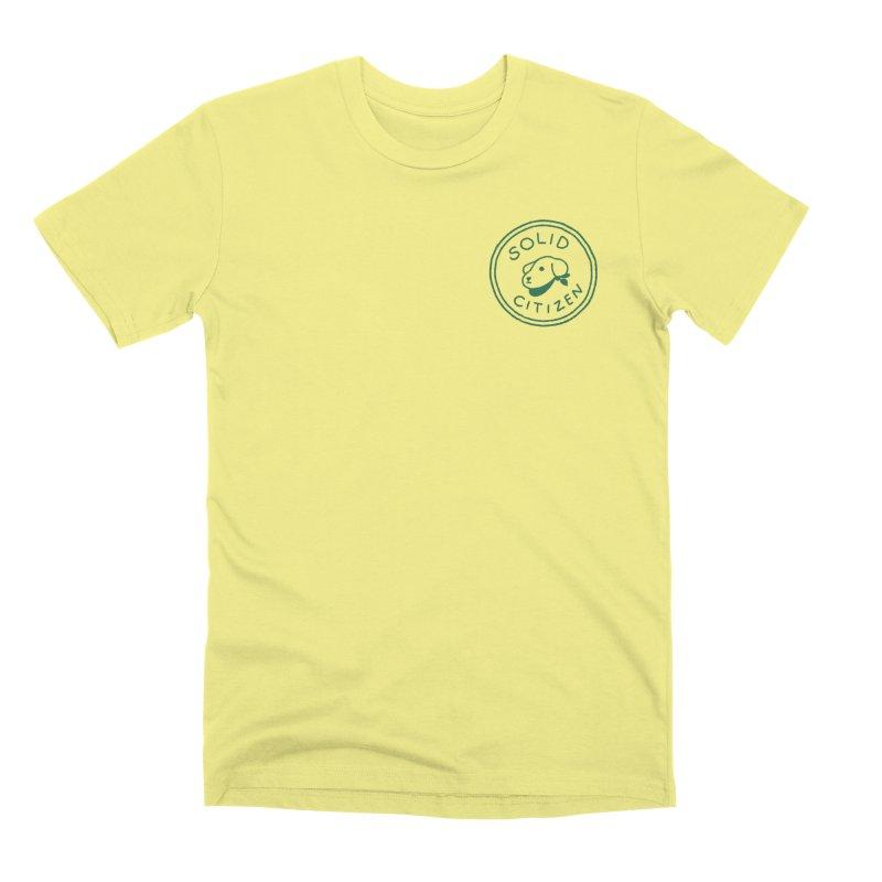 Börk is a Solid Citizen Men's Premium T-Shirt by Andrea Bell