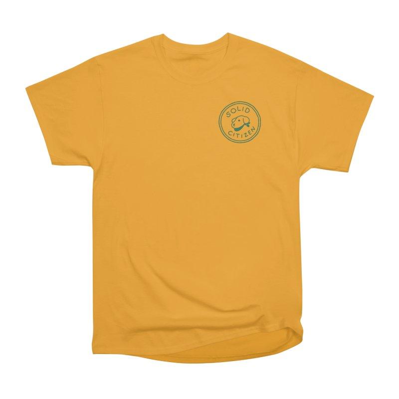 Börk is a Solid Citizen Women's Heavyweight Unisex T-Shirt by Andrea Bell