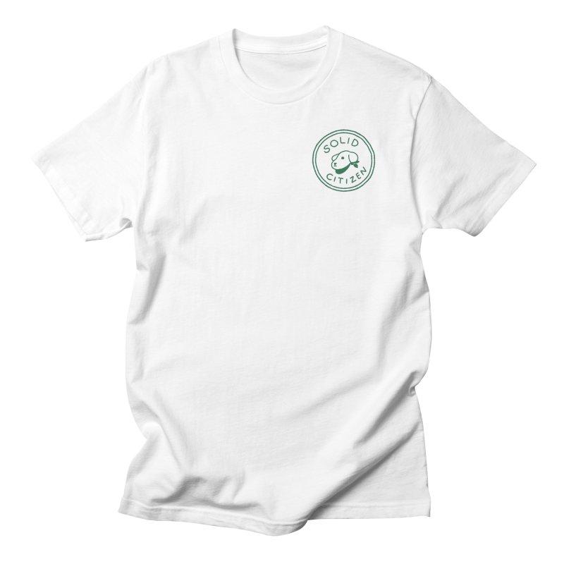 Börk is a Solid Citizen Men's Regular T-Shirt by Andrea Bell