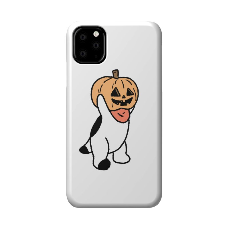 Börk is a Pumpkin Accessories Phone Case by Andrea Bell