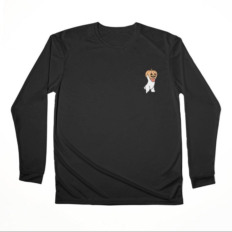 Börk is a Pumpkin Men's Performance Longsleeve T-Shirt by Andrea Bell