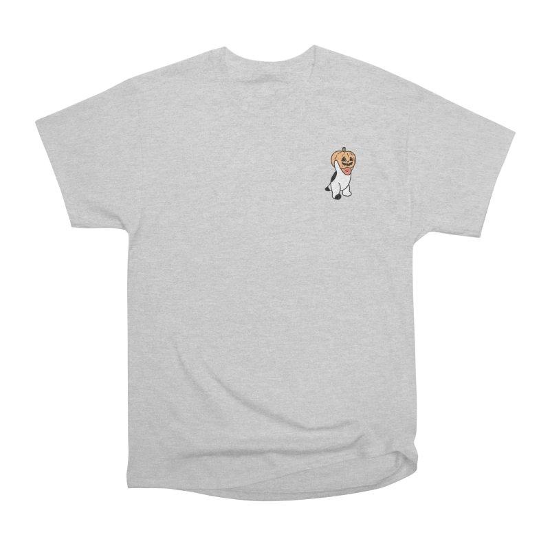 Börk is a Pumpkin Men's Heavyweight T-Shirt by Andrea Bell