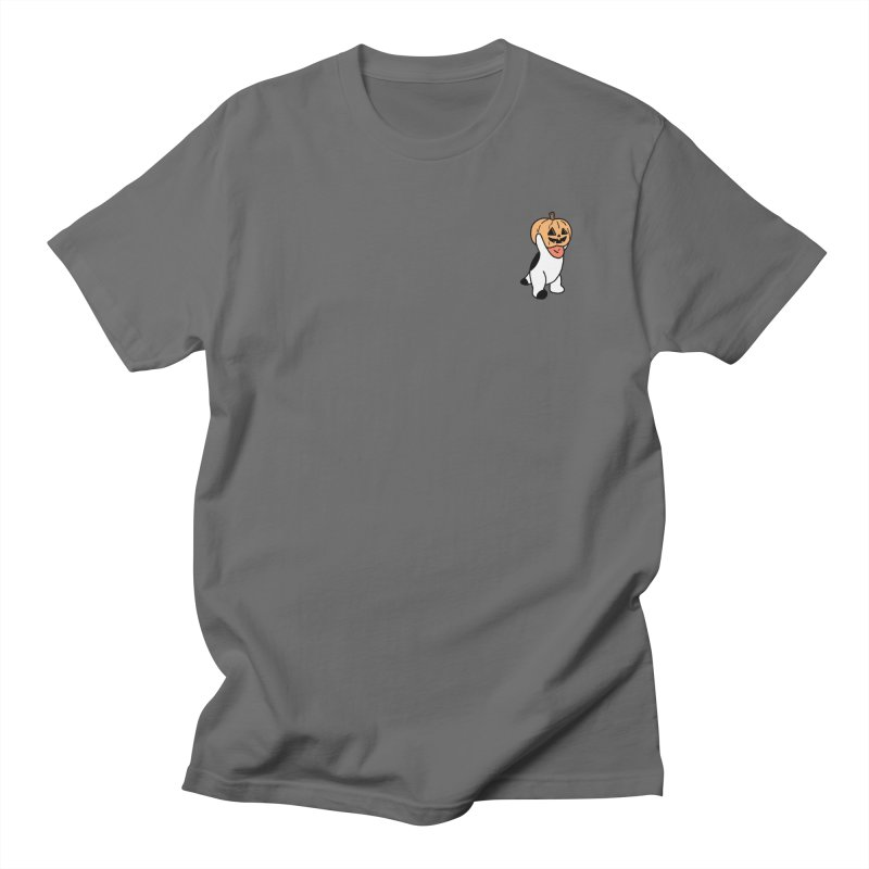 Börk is a Pumpkin Men's T-Shirt by Andrea Bell