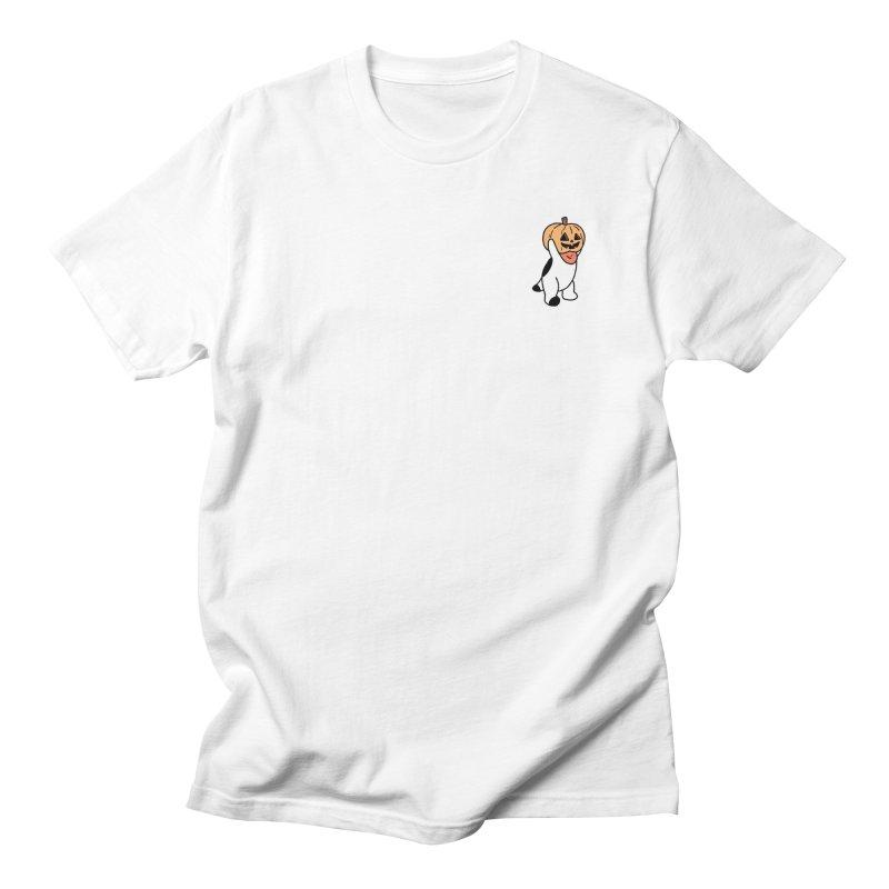 Börk is a Pumpkin Men's Regular T-Shirt by Andrea Bell