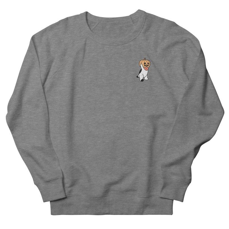 Börk is a Pumpkin Women's French Terry Sweatshirt by Andrea Bell