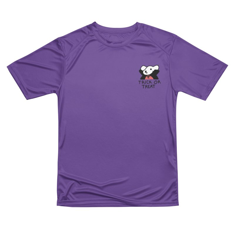 Börk is a Blood Sucker Women's Performance Unisex T-Shirt by Andrea Bell