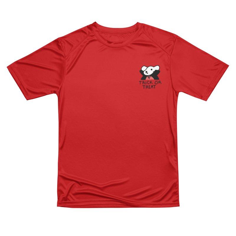 Börk is a Blood Sucker Men's Performance T-Shirt by Andrea Bell