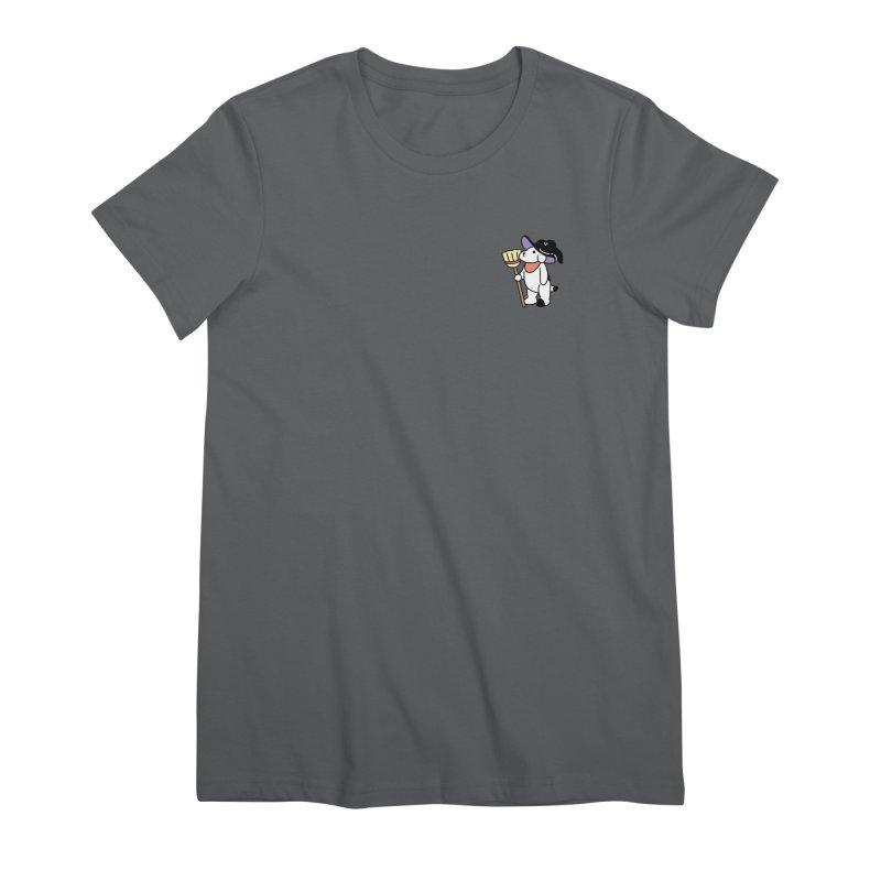 Börk will Cast a Spell Women's Premium T-Shirt by Andrea Bell