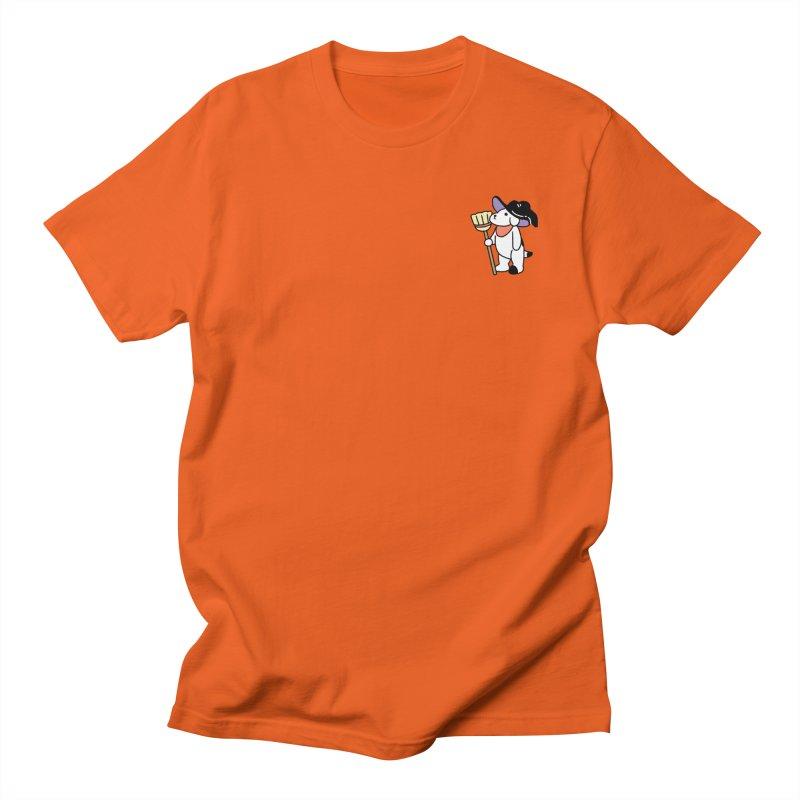 Börk will Cast a Spell Men's Regular T-Shirt by Andrea Bell