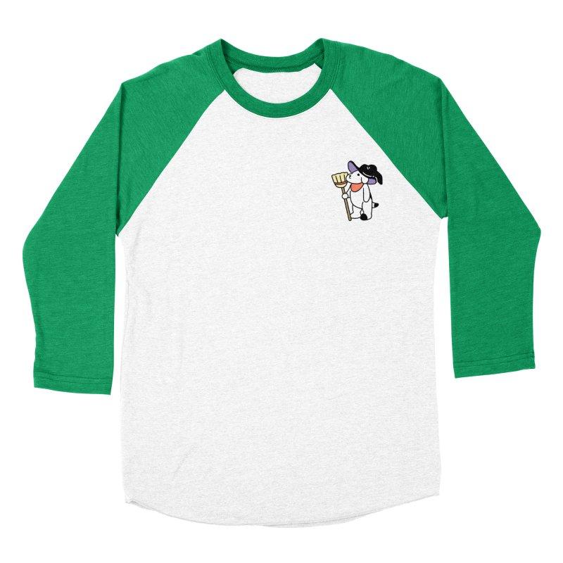 Börk will Cast a Spell Men's Baseball Triblend Longsleeve T-Shirt by Andrea Bell