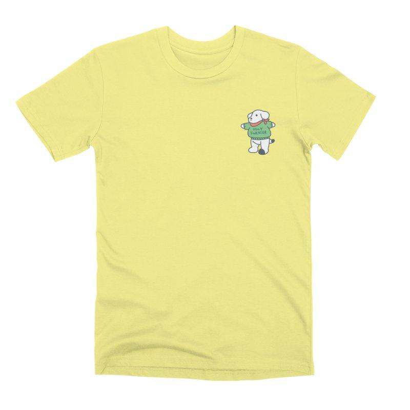 Börk is Festive Men's Premium T-Shirt by Andrea Bell