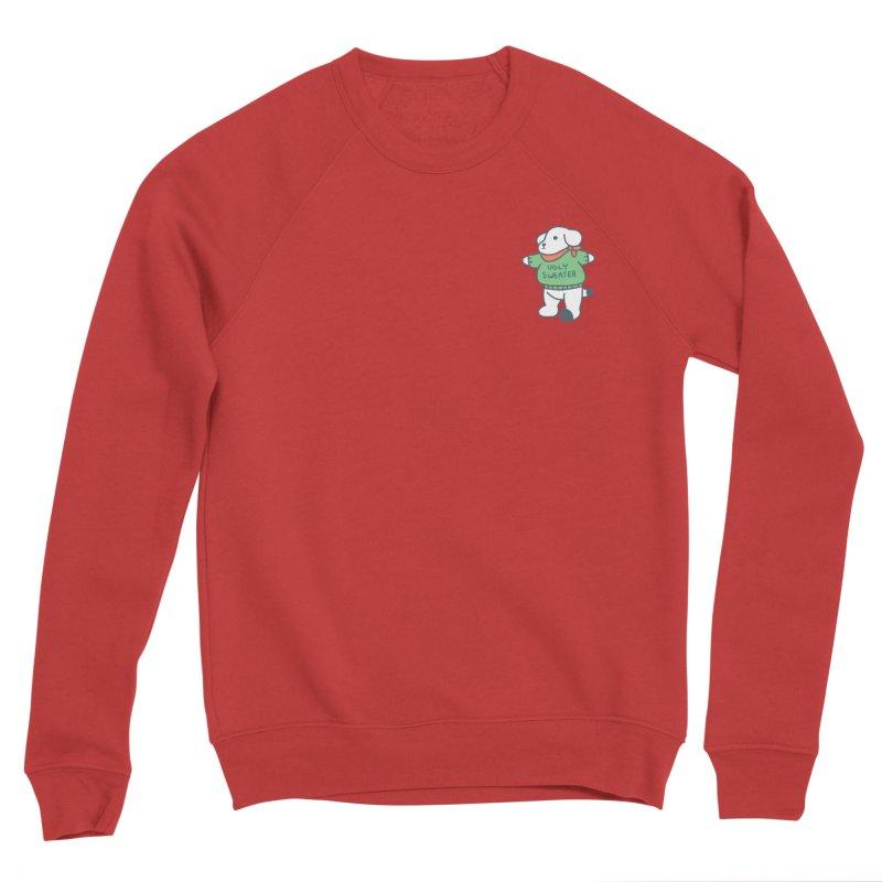 Börk is Festive Men's Sponge Fleece Sweatshirt by Andrea Bell