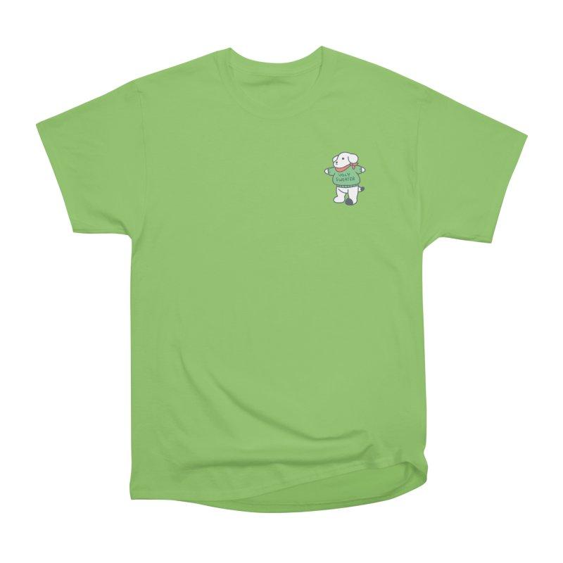 Börk is Festive Men's Heavyweight T-Shirt by Andrea Bell