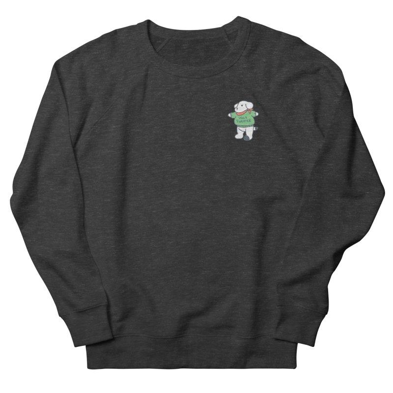 Börk is Festive Women's French Terry Sweatshirt by Andrea Bell
