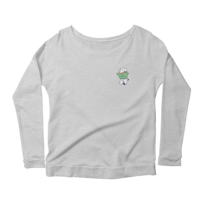Börk is Festive Women's Scoop Neck Longsleeve T-Shirt by Andrea Bell