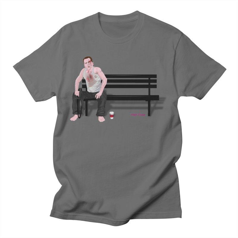 Die Hard - 'Meh'Clane Men's T-Shirt by andyman4213's Artist Shop