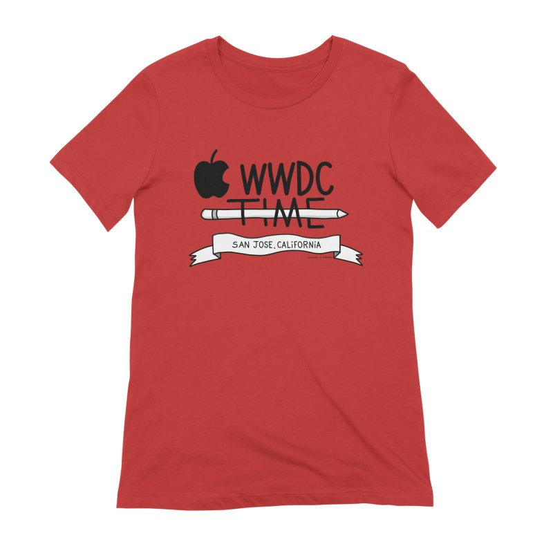 WWDC Time Women's Extra Soft T-Shirt by