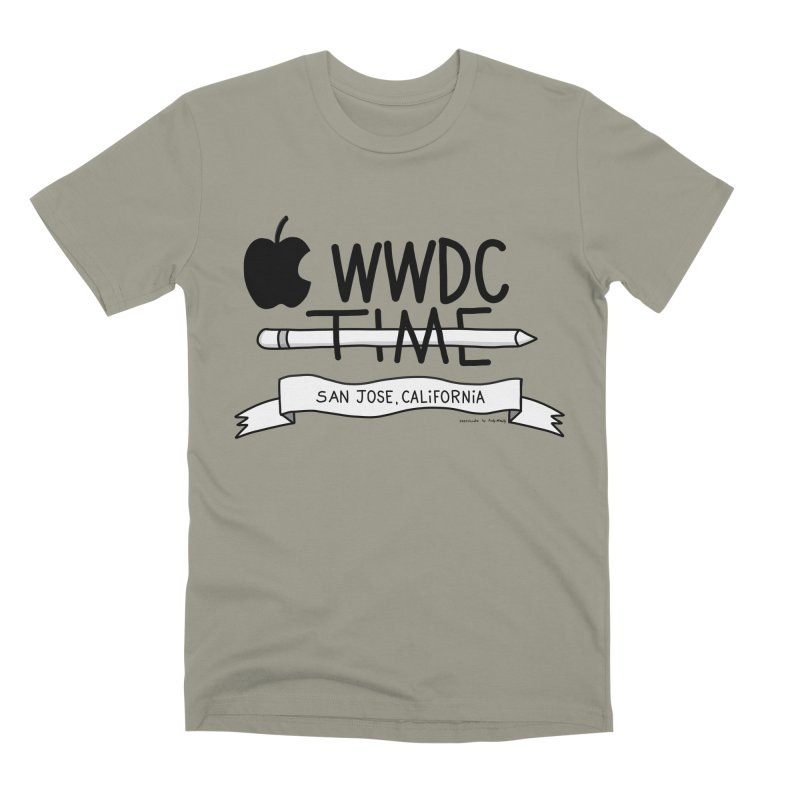 WWDC Time Men's Premium T-Shirt by