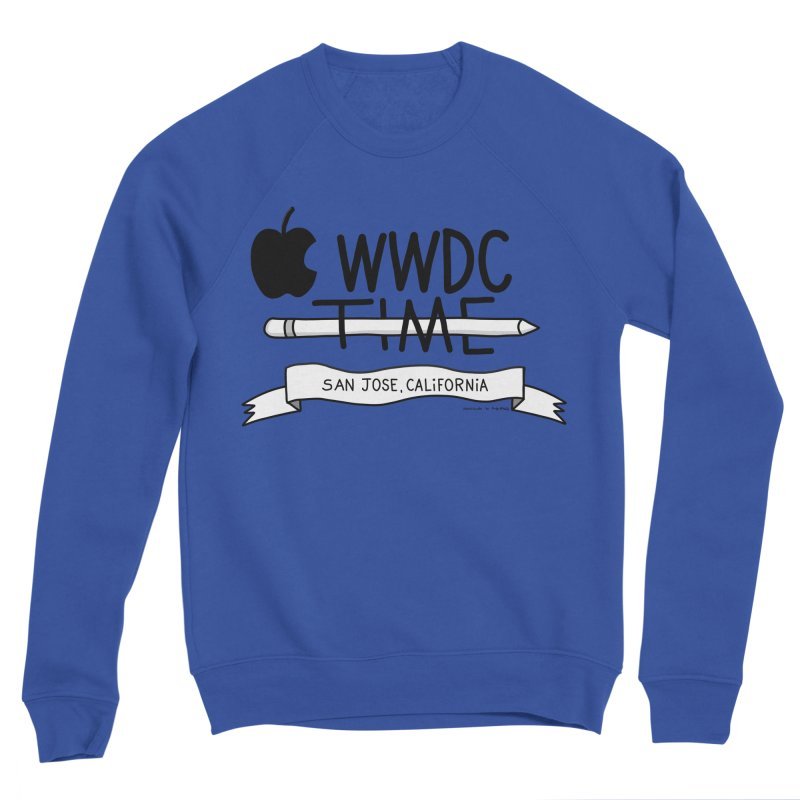 WWDC Time Men's Sweatshirt by