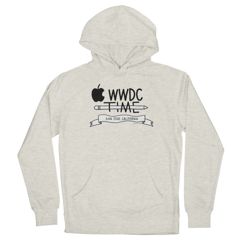 WWDC Time Men's Pullover Hoody by