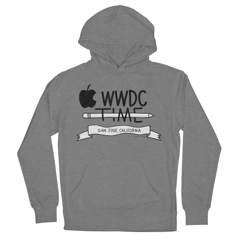 WWDC Time Women's Pullover Hoody by