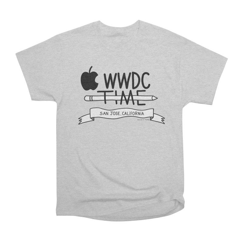 WWDC Time Men's Heavyweight T-Shirt by