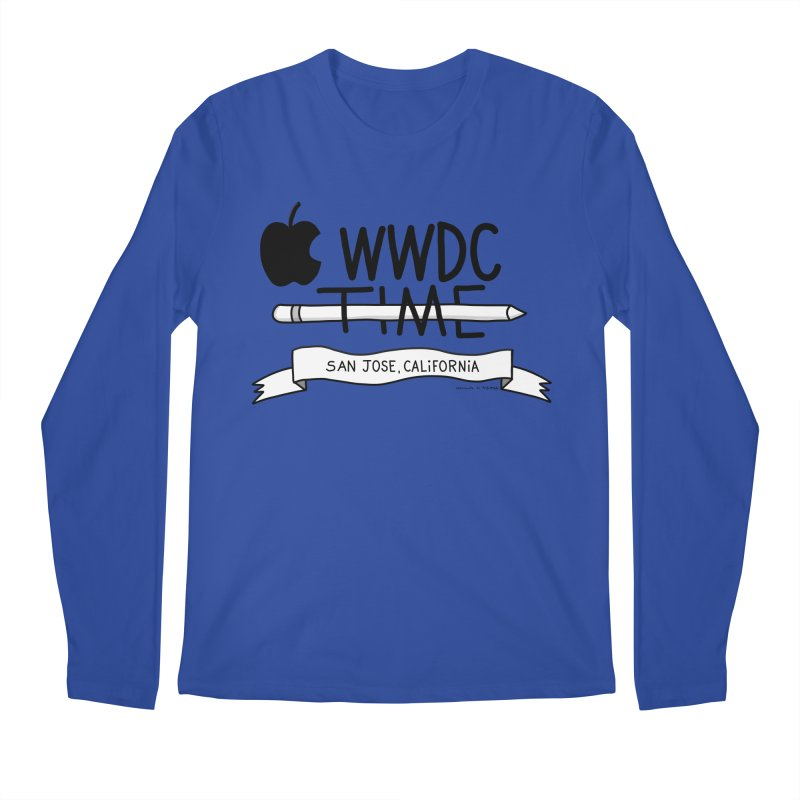 WWDC Time Men's Regular Longsleeve T-Shirt by