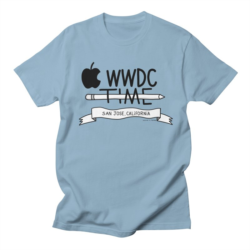 WWDC Time Men's Regular T-Shirt by