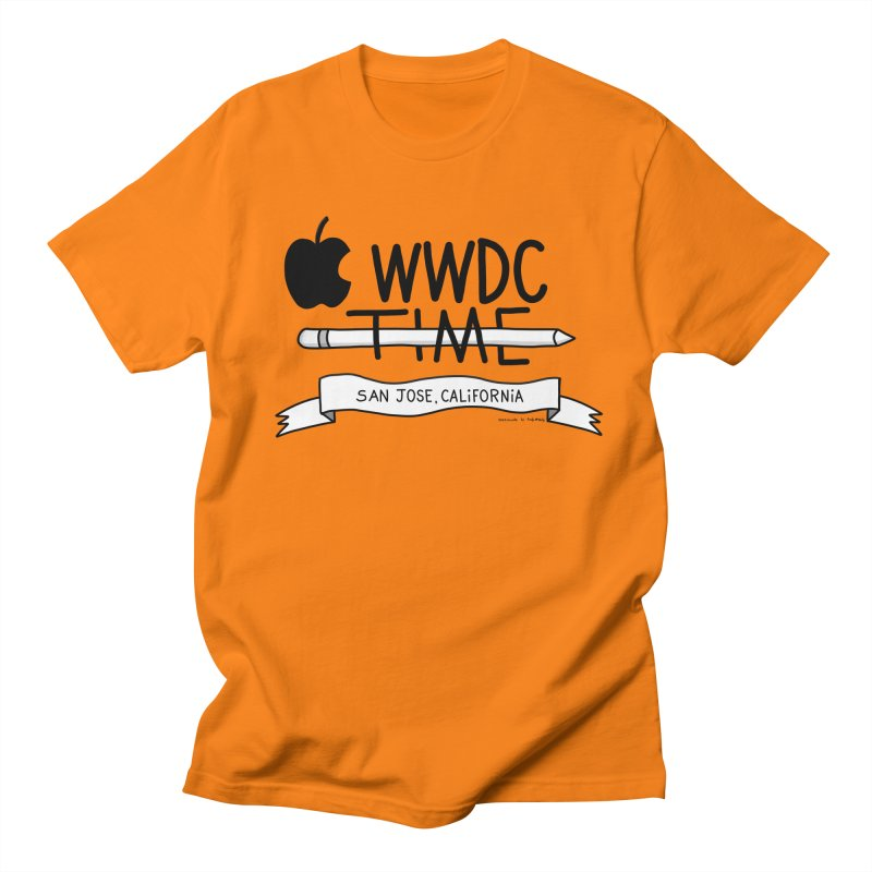 WWDC Time Men's T-Shirt by