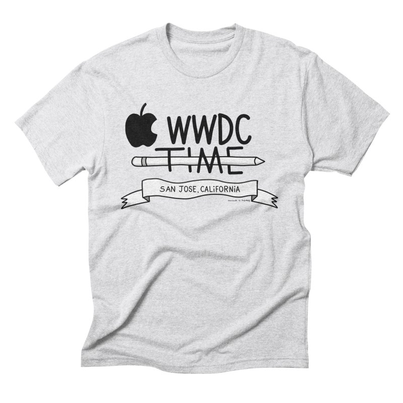 WWDC Time Men's Triblend T-Shirt by