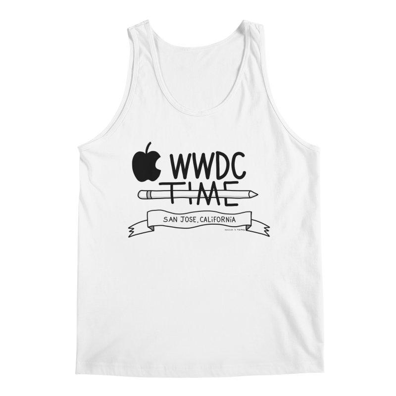 WWDC Time Men's Regular Tank by