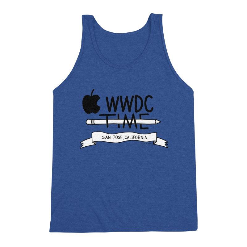 WWDC Time Men's Tank by