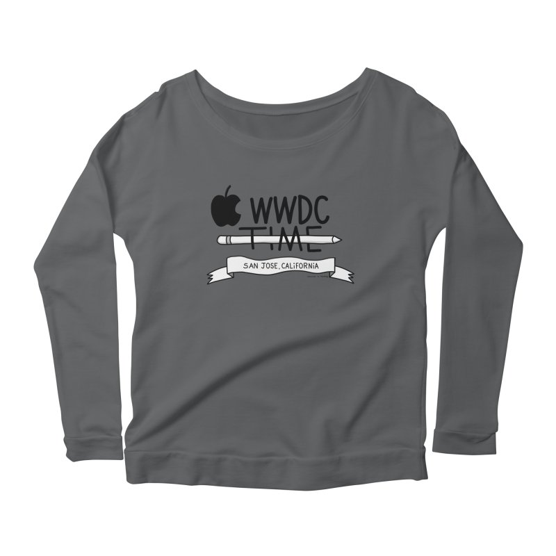 WWDC Time Women's Longsleeve T-Shirt by