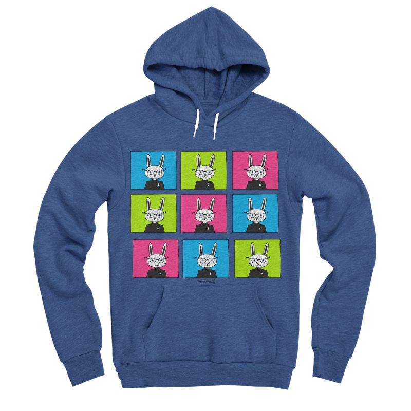 Steve J Hops Men's Sponge Fleece Pullover Hoody by
