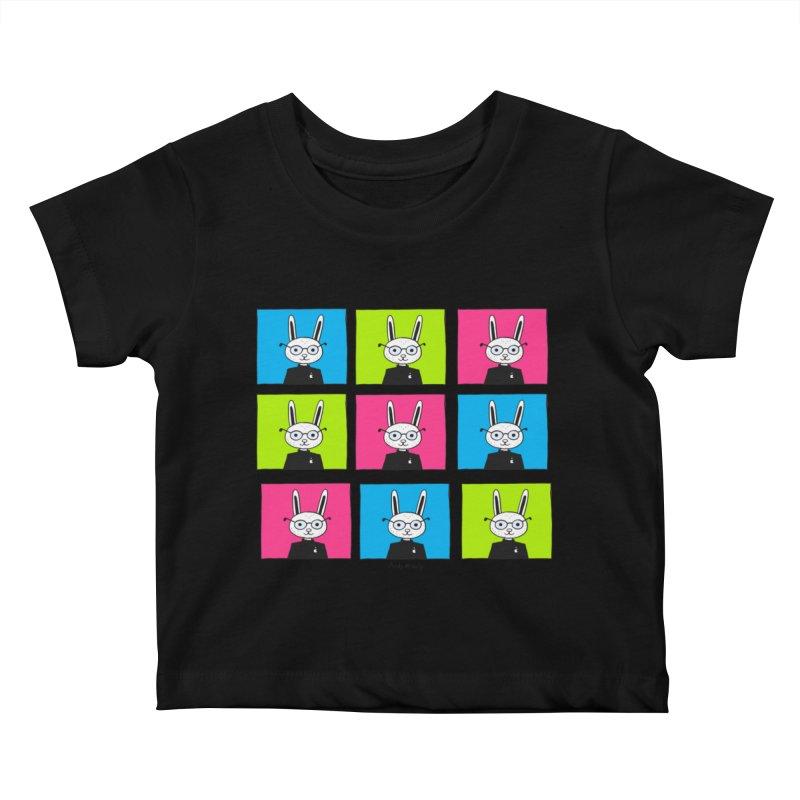 Steve J Hops Kids Baby T-Shirt by