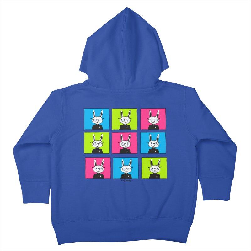 Steve J Hops Kids Toddler Zip-Up Hoody by