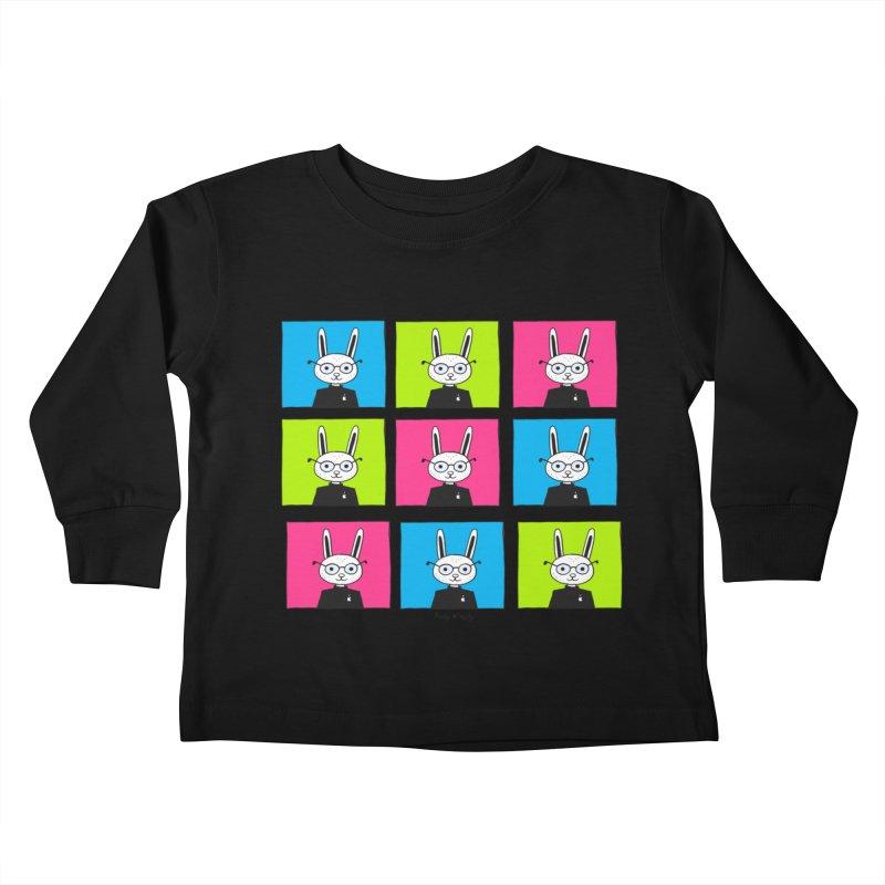Steve J Hops Kids Toddler Longsleeve T-Shirt by