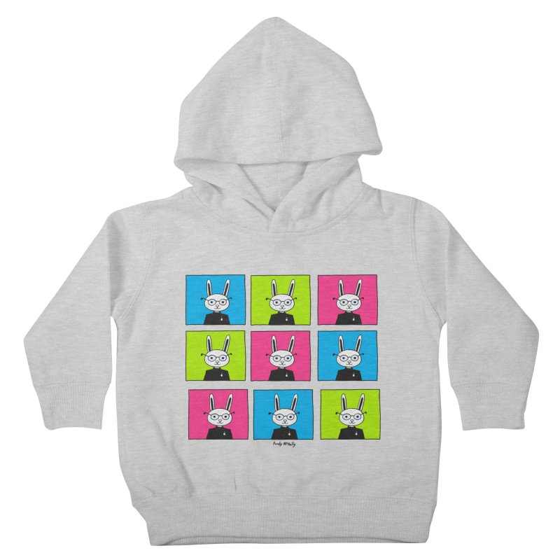 Steve J Hops Kids Toddler Pullover Hoody by