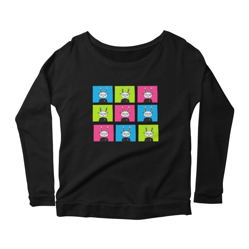Steve J Hops Women's Scoop Neck Longsleeve T-Shirt by