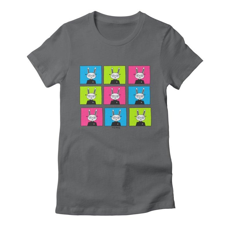 Steve J Hops Women's Fitted T-Shirt by
