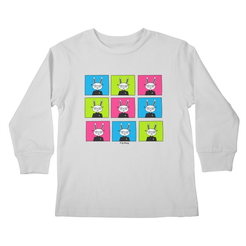 Steve J Hops Kids Longsleeve T-Shirt by