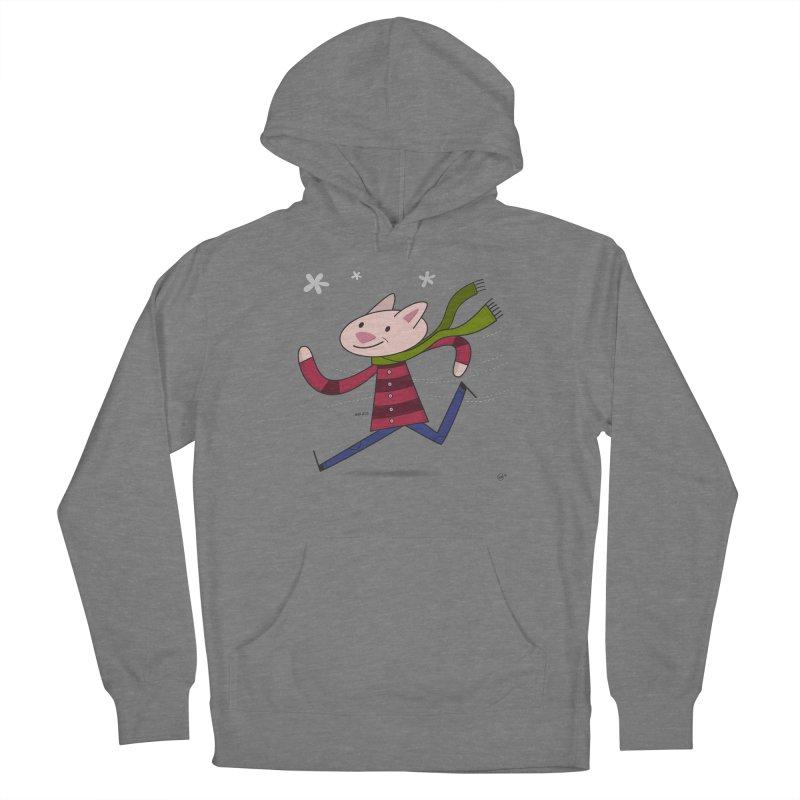 Winter Sphynx Women's Pullover Hoody by