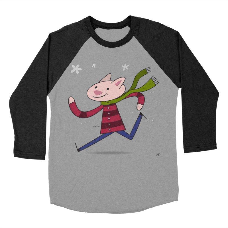Winter Sphynx Men's Longsleeve T-Shirt by