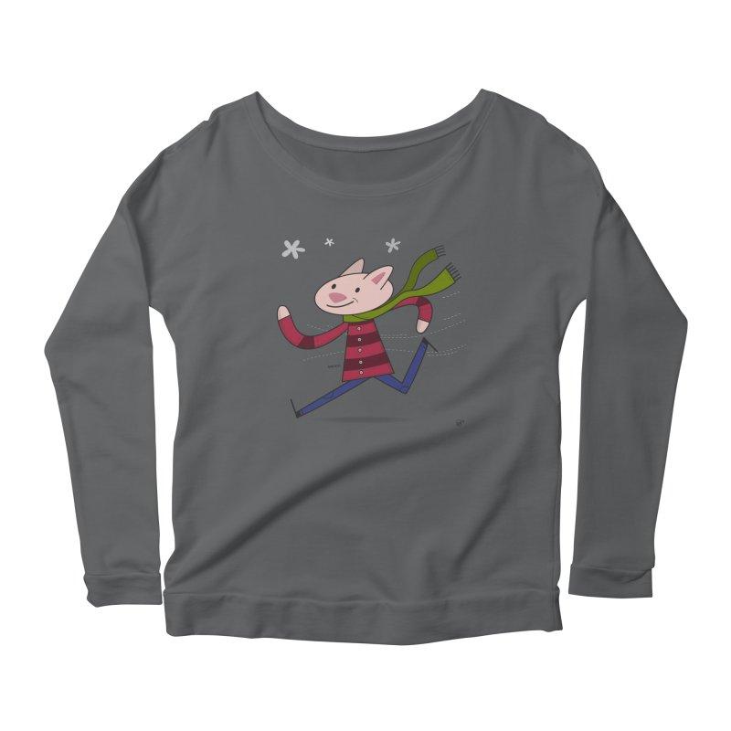 Winter Sphynx Women's Longsleeve T-Shirt by