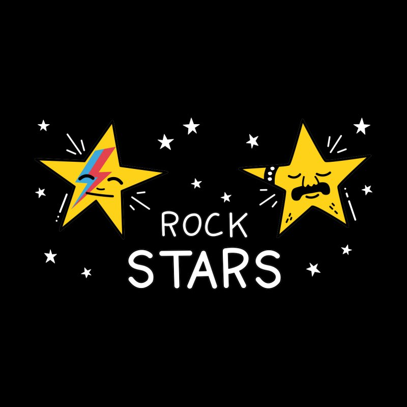 Rock Stars Men's T-Shirt by