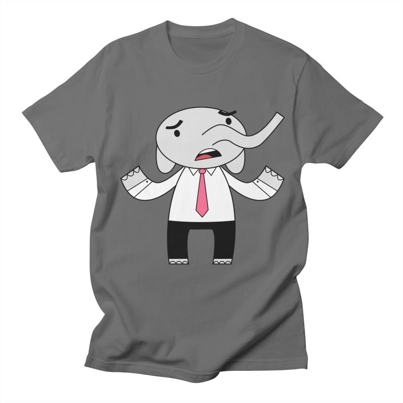 elephant in the room Men's T-Shirt by