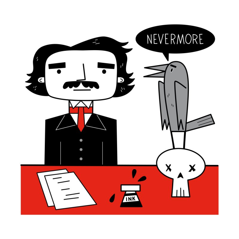 Nevermore Men's T-Shirt by