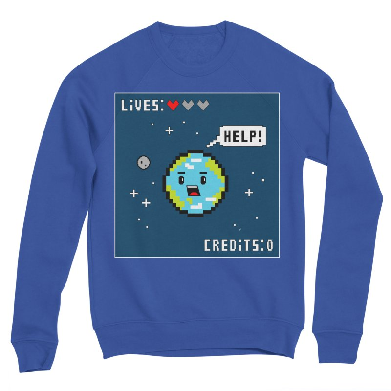 Save the Planet Women's Sweatshirt by