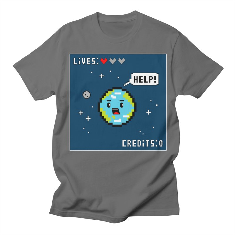 Save the Planet Men's T-Shirt by