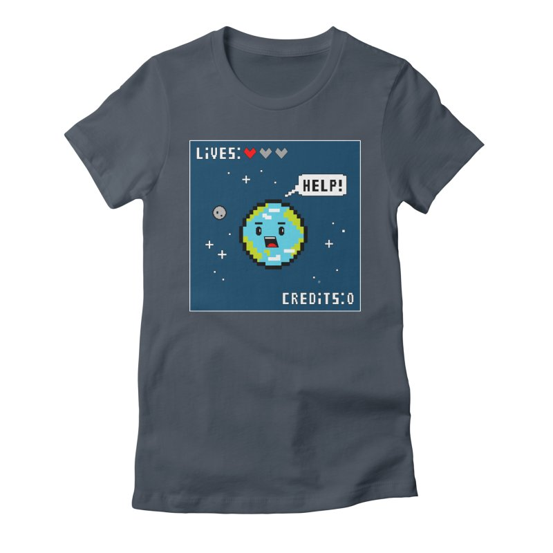 Save the Planet Women's T-Shirt by